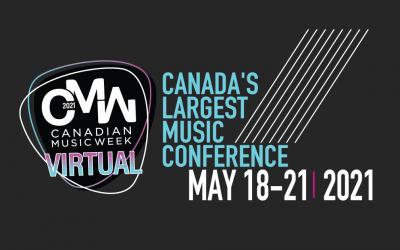 Canadian Music Week | May 18 – 21