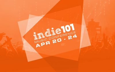 indie101 Music Conference | April 20 – 24