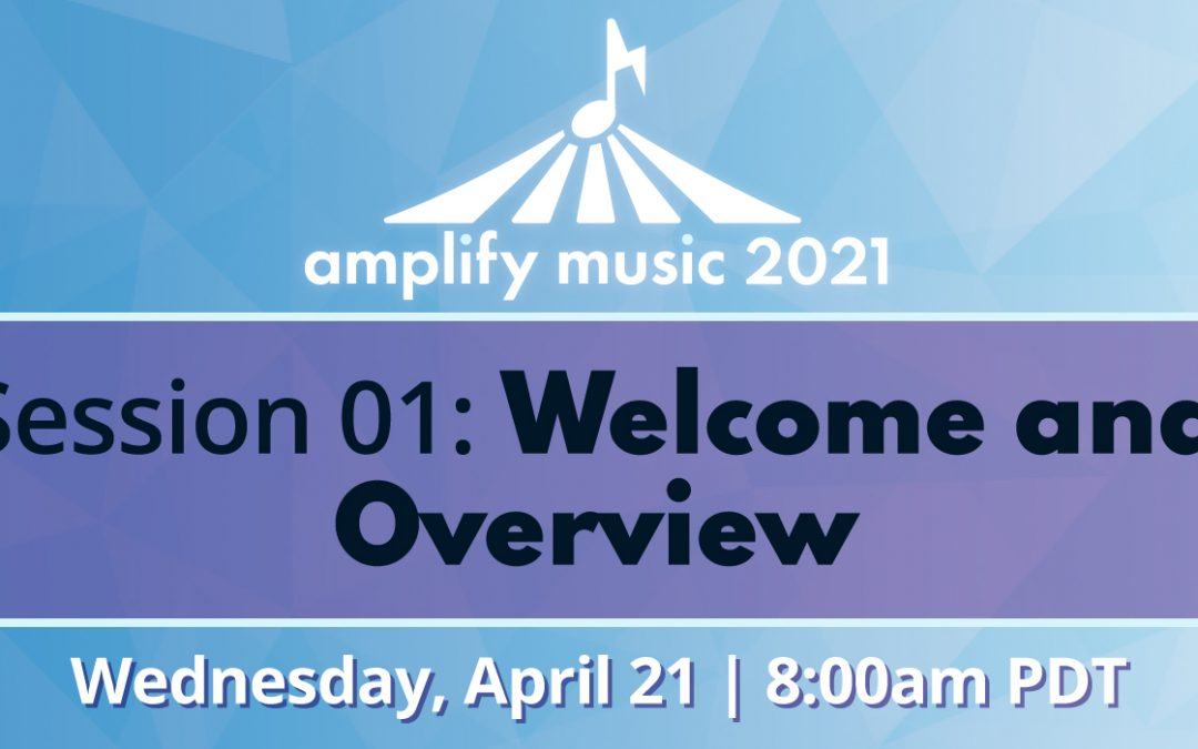 AM21 | Session 01: Welcome