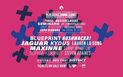 Electronic Sound Summit | Liverpool, UK | Sept. 3-4