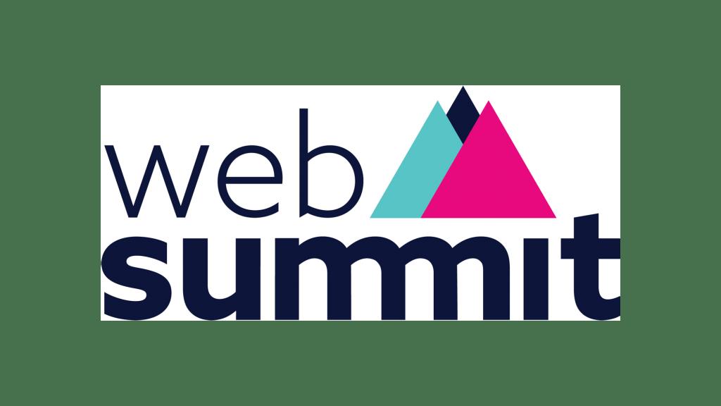 Header for Web Summit 2021