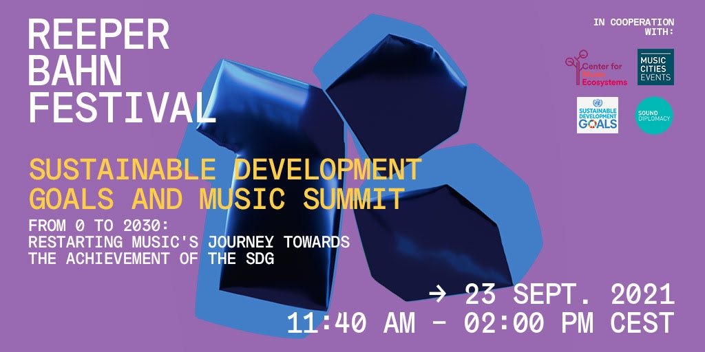 Header image for Sustainable Conference