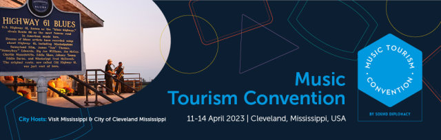 Event image for Music Tourism Convention 2023