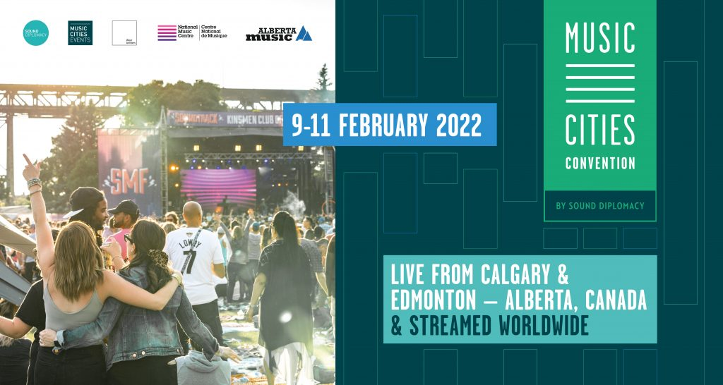 Event image for Music Cities Canada
